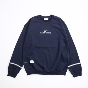NA Light Weight Sweat shirt (NAVY)