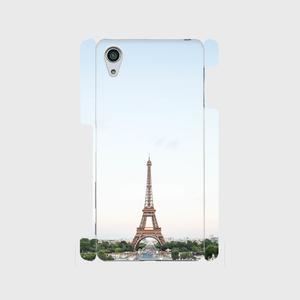 La tour Eiffel スマートフォンケース