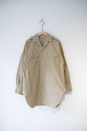 【MILITARY】FRENCH ARMY M47 shirt