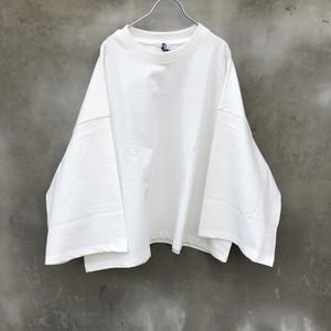 "blanc YM  ""huge pullover"""