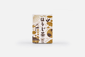 【SETOUCHI CRAFT TEA】ほうじ茶(農薬不使用)ティーバッグ 2g × 10包 / Roasted green tea (No pesticides used) 10 count pack of 2g tea bags