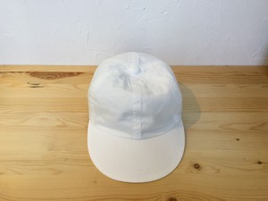 "COMESANDGOES""DENIM CAP WHITE"""