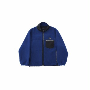Boa fleece blouson / BLUE