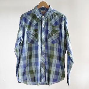 Western Shirt / H BAR C / ウエスタン シャツ