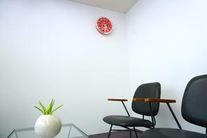 【広島東洋カープ】Tendenceウォールクロック 壁掛け時計