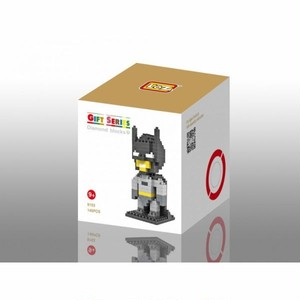 LOZ 9153 ダイヤモンドブロックス バットマン / Diamond blocks Batman 1個/140pcs