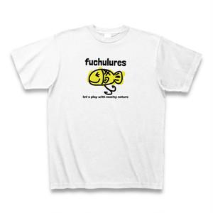 めで鯛Tシャツ【黄鯛×ホワイト】