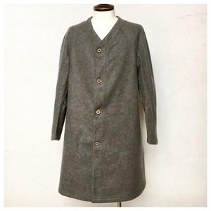 1947 Swedish Army Wool Liner Coat