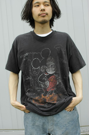 """""""Mickey Mouse"""" S/S T-Shirt"""