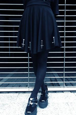 「呪釘/Curse」Skirt