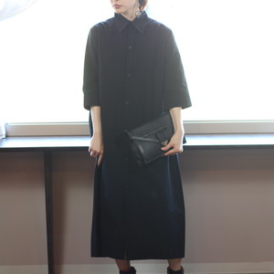 Y's YOHJI YAMAMOTO SHIRT ONE PIECE MADE IN JAPAN/ワイズヨウジヤマモトシャツワンピース