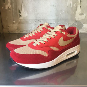 "AIR MAX 1 curry pack ""RED CURRY"""