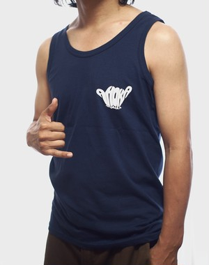 AHOKA TANK TOP 2017 NAVY