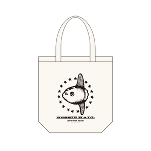 BESSIE HALL Donation Tote bag Natural