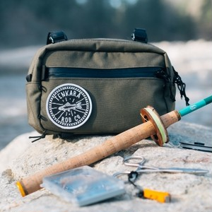 """ SWIFT INDUSTRIES x Tenkara Rod "" ELWHA PACK"