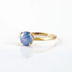 Star Sapphire Ring(R367-USS)