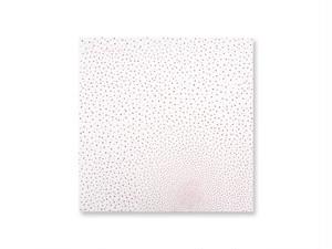 KINU BIHADA - きぬびはだ - 大(約38cm×38cm)   ドット(ピンク色)
