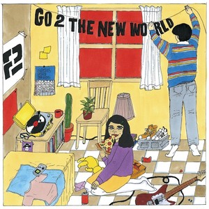 -Analog- 2nd LP「GO 2 THE NEW WORLD」