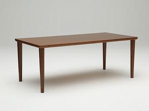 【カリモク60】ダイニングテーブルW1800 ウォールナット