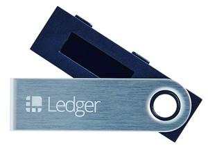 Ledger Nano S 日本語説明書付