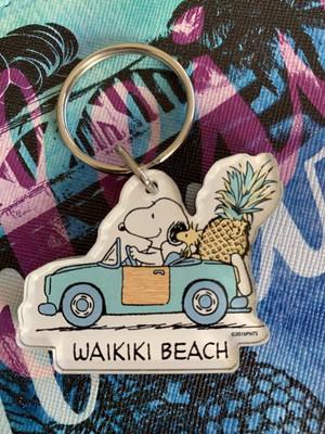ハワイ限定 スヌーピキーホルダー