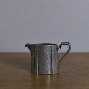 Milk Pot  / ミルクポット〈クリーマー・シルバー食器・フラワーベース・一輪挿し・ペン立て〉 SB2101-0015