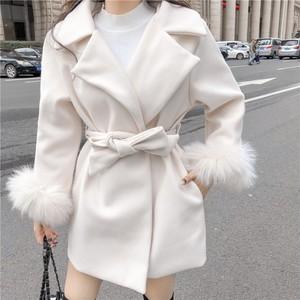 【アウター】ファッション冬スエード厚みアウターコート25153945