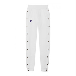 "【Maria ke Fisherman】DETACHABLE ""BAKALA"" TRACKPANTS white"