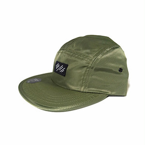 scar /////// BLOOD NYLON CAMP CAP (Olive)