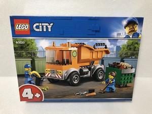LEGO レゴシティ ゴミ収集トラック 60220