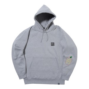 BIG APPLE PULL PARKA(GREY)[TH8A-023]