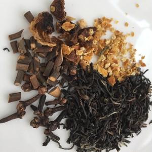 【1月限定・お試しサイズ】薬膳茶 MONTHLY TEA(JANUARY) 9g(3gx3袋)