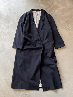 made in west Germany vintage long chester coat