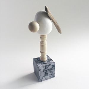 Sculpture 01 / Takahiro Murahashi