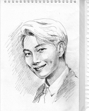 Kpop fan-art BTS#01