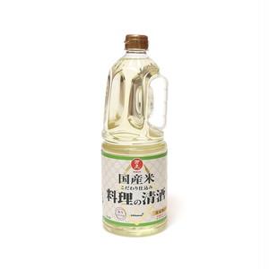 コストコ マンジョウ 料理の清酒 国産米 1.8L | Costco Manjo Cooking Sake 1.8L