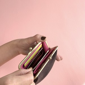 【rebuilding シリーズ】No.20210101 mini  チェーン付き ウォレット 財布
