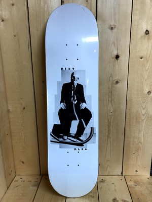 "POLAR SKATE CO KLEZ ZAWISZA - Brain Blower 8.125""x32"""