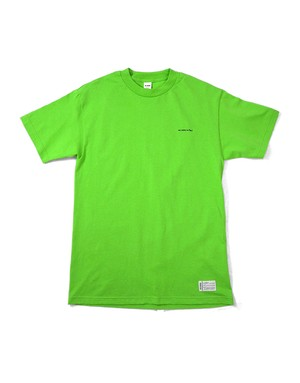 Second Wave Tee / LIME