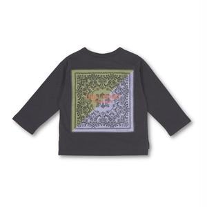 RIO BOYS バンダナアップリケTシャツ