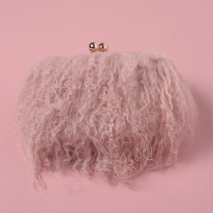 HAIRLY FUR MINI BAG(VN1709028)
