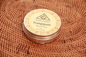 Hand Cream ~ Frangipani