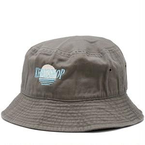 GMS BUCKET HAT OLIVE
