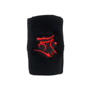 """""""icon""""Long WristBand RED"""