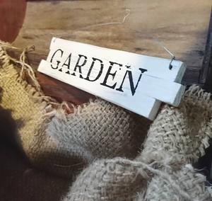 ガーデンプレート(ミニサイズ)