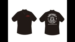 【ストレッチドライ生地】SuperRef Hardcore ポロシャツ