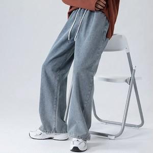 Loose denim pants LD0176