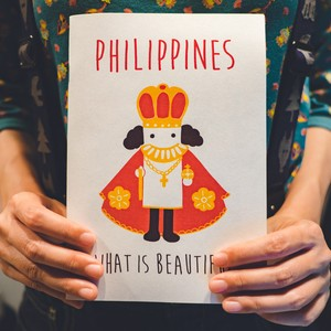 〈ZINE〉WHAT IS BEAUTIFUL PHILIPPINES