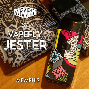 WRAPS! for Vapefly Jester