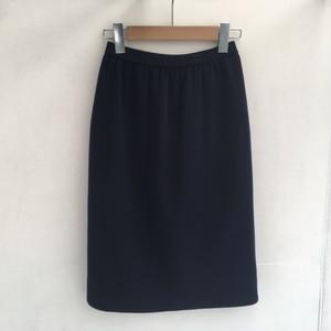 Courreges logo knit  skirt